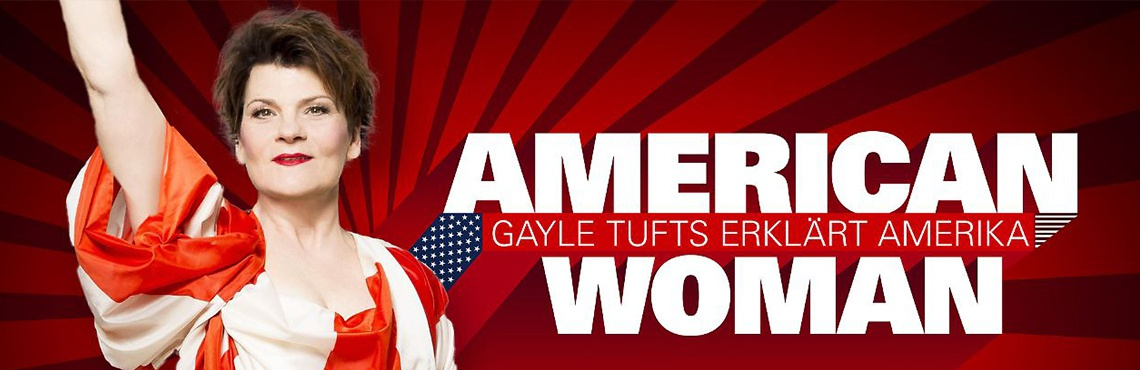 Gayle Tufts - American Woman