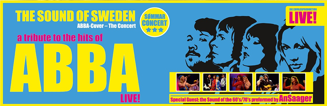 ABBA-Cover – The Concert – Live! A Tribute to ABBA